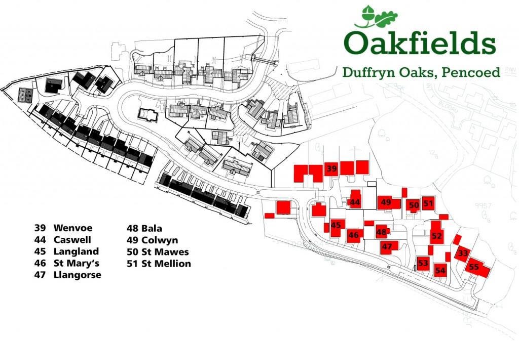 Duffyn Oaks Site Plan