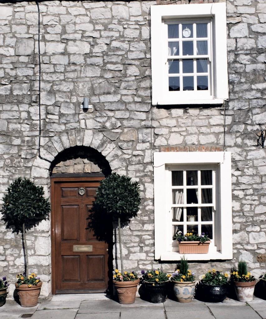cowbridge stone cottage front