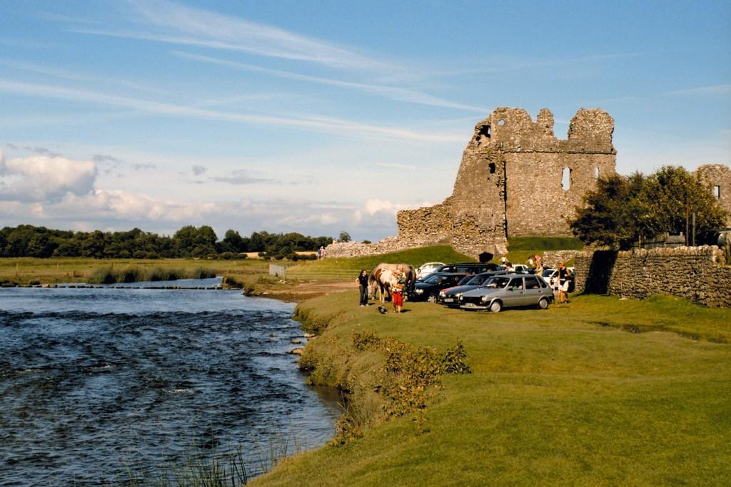 Ogmore Castle